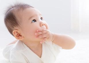 0才の赤ちゃんのカットもお任せくださいイメージ